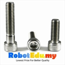 Stainless Steel Socket Allen Key Cap M4 Screw /Bolt-5 10 16 20 30 50mm