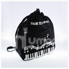 Music Nodame Cantabile Piano Keyboard Casual Backpack