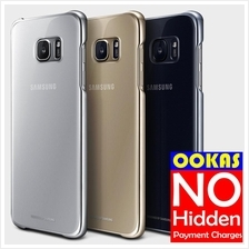 Genuine Samsung Galaxy S7 edge Clear Back Protective Cover Case Ori