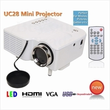 Projector - UNIC UC28+ Portable Mini Projector | Mini Projector Malays
