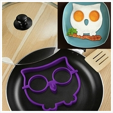 Silicone Owl Fried Egg Mold