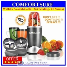 Nutri Bullet 12 Pcs Extractor BPA FREE Blender Juicer Food Processor