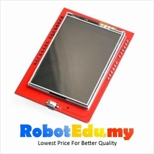 Arduino 2.4' inch TFT SPFD 5408 Touch Screen Shield // LCD Display