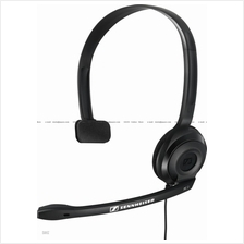 Sennheiser PC 2 CHAT . Headsets . VOIP . Single-sided . Free S&H