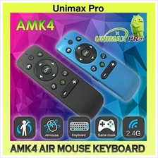 AMK4 AIR MOUSE KEYBOARD - CS918 M8S ZIDOO HIMEDIA TV BOX MI XIAOMI