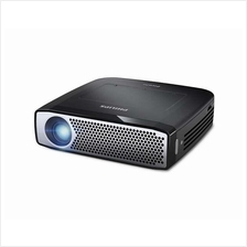PHILIPS Picopix PPX4935 - LED Pocket Projector for Notebooks (720p HD)