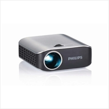 PHILIPS Picopix PPX2055 - LED Pocket Projector for Notebooks (55 Lumen