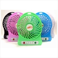 Mini Fan Kipas Mini AirConditioner Rechargeable USB PowerBank