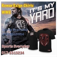WWE WWF T Shirt Daniel Bryan The Beard Is Back Baju WRESTLING GUSTI
