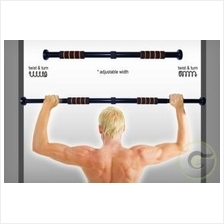 Adjustable Pull Up bar ( Chin Up Bar ) (Sistem gym latih badan)