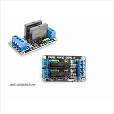2 Channel 3.3V/5V Omron Solid state Relay board High Level Trigger Raspberry P