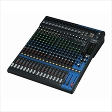 YAMAHA MG20XU (20-Channel, 6 Bus, FX) - Mixing Console