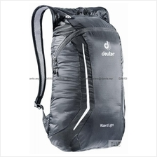 Deuter Wizard Light - black - Backpack - Zipped Pocket - Convertible