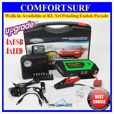 NEWEST Air Compressor + Car JUMP Start Power Bank Battery Charger