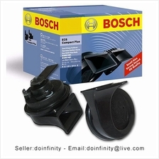 Bosch EC6 Compact Plus Car Twin High Low Two-Tone Fanfare BM Horns New