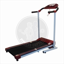 Foldable and Portable Electric Treadmill