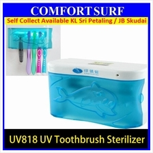 Hygience Efficient Toothbrush Sterilizer UV light Bacteria Killer