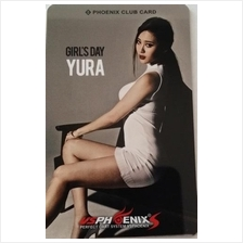 PHOENIX GAME CARD - Limited Edition - Girl''s Day [YURA]