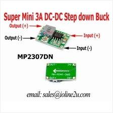 MP2307DN Adjustable 3A DC-DC Step down power converter buck S-mini size 17x11m