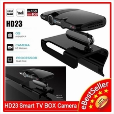 NEW HD23 Android 4.2 Camera TV BOX H3 Quad Core 1G/8G WIFI 1080P Kodi