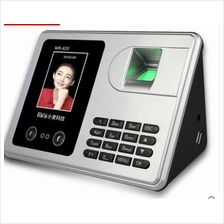 Face Recognition Fingerprint Attendance