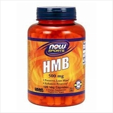 Now Sport HMB 90caps 500mg (Post Workout Recovery+ENERGY RECOVER)