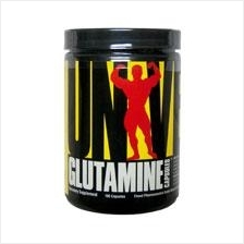 Universal Glutamine 100Caps (Recovery, Muscle, Otot, Hardness) RM100