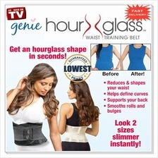 Genie Hour Glass™ Waist Training Belt By Same Company As Genie Bra