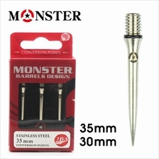 MONSTER Stainless steel conversion points [2BA]