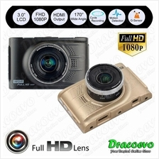 T612 Car DVR Full HD 1080P Recorder Dashcam Camera G-Sensor Video