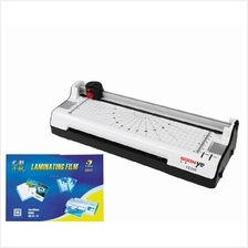 Soonye Laminate Laminator A3/A4 Laminating Film Paper ~ Ready Stock