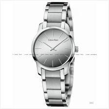 Calvin Klein K2G23148 Women's City Classic SS Bracelet Silver Mirror