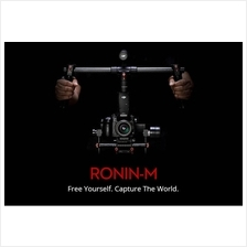 DJI Ronin-M Ronin M 3-Axis Video Cam Handheld Gimbal Stabilizer