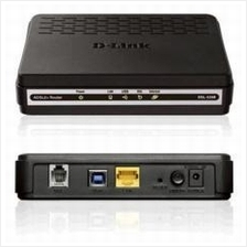 Dlink DSL-526B ADSL2+ 1 Port LAN + 1 USB Port Router Modem