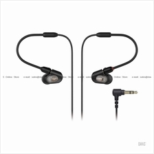 Audio-Technica ATH-E50 - Professional In-Ear Monitor Earphones