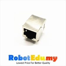 Electronic Component - RJ45 8P PCB Modular Network Female Connector*