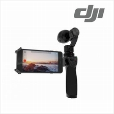 Rdy stk! DJI OSMO HANDHELD 4K CAMERA AND 3-AXIS GIMBAL WITH 2 BATTERY