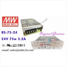 Meanwell Mean well RS-75-24 AC to DC 24v 3.2a 75w switching-power supply unit