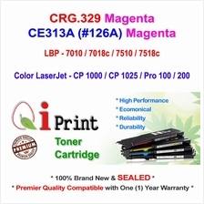 CANON CRG 329 LBP7010 LBP7018 MAGENTA Toner Compatible * NEW Sealed *