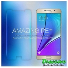 NILLKIN Samsung Note 5 Amazing PE+ Blue Light Resistant Tempered Glass