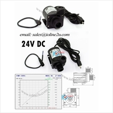 Submersible 20mm Screw outlet 12V 18V 24V DC water pump 1150L/h aquarium solar