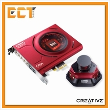 Creative SB1506 Sound Blaster ZX SBX PCI-E Gaming Sound Card