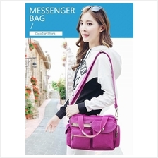 Women Lady Water Resistance Shoulder Sling Cross Body Bag