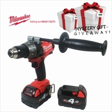 Milwaukee M18 CPD-402C Lithium Battery Drill with Hammer 2 Year Warty