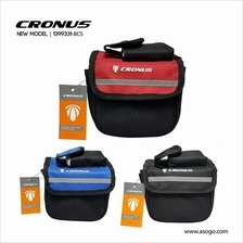 [CRONUS.MY] CRONUS BICYCLE TOP TUBE FRAME BAG 1399331-BCS | 3 COLOURS