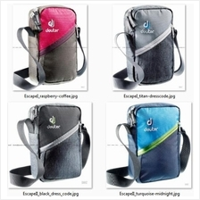 Deuter Escape I 85103 - Escape II 85113 - Shoulder Bags *Variants