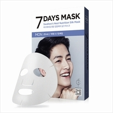 Forencos Song Joong Ki 7 Days Mask - MONDAY (10pcs)