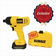 Dewalt XR Lithium Battery Drill Impact Screw Driver DCF805C2A 10.8V C/W 27pcs