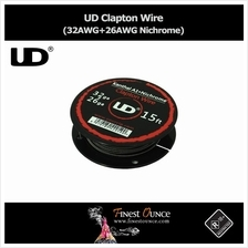 UD Clapton Wire Roll Coil Kanthal A1 + Nichrome (32AWG + 26AWG)