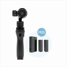 New Sealed Dji Osmo Promotion Free Mic + 2 Batteries + extra Charger
